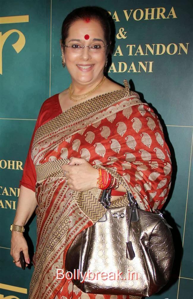 Poonam Sinha, RR Jewellery Line Launch