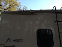 Winnebago Fuse backup camera
