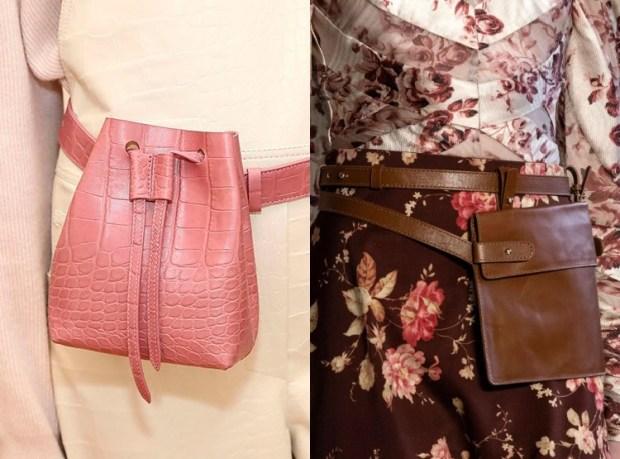 Winter 2019 Women's Waist Handbags Fashion Trends
