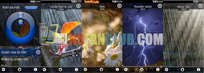 Volter Rain Sounds 1 20 for Nokia N8 S3 Anna Belle Free App Download