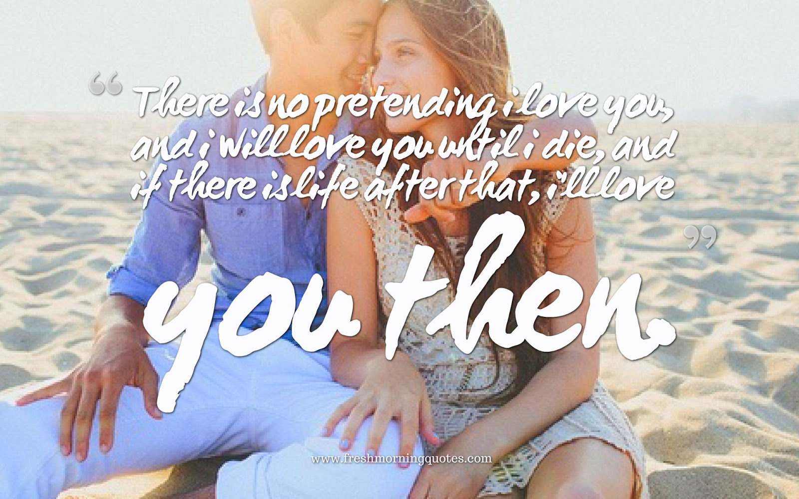 i love you promise quotes