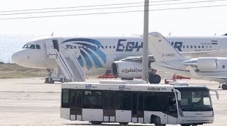 Egypt Flight Hijack