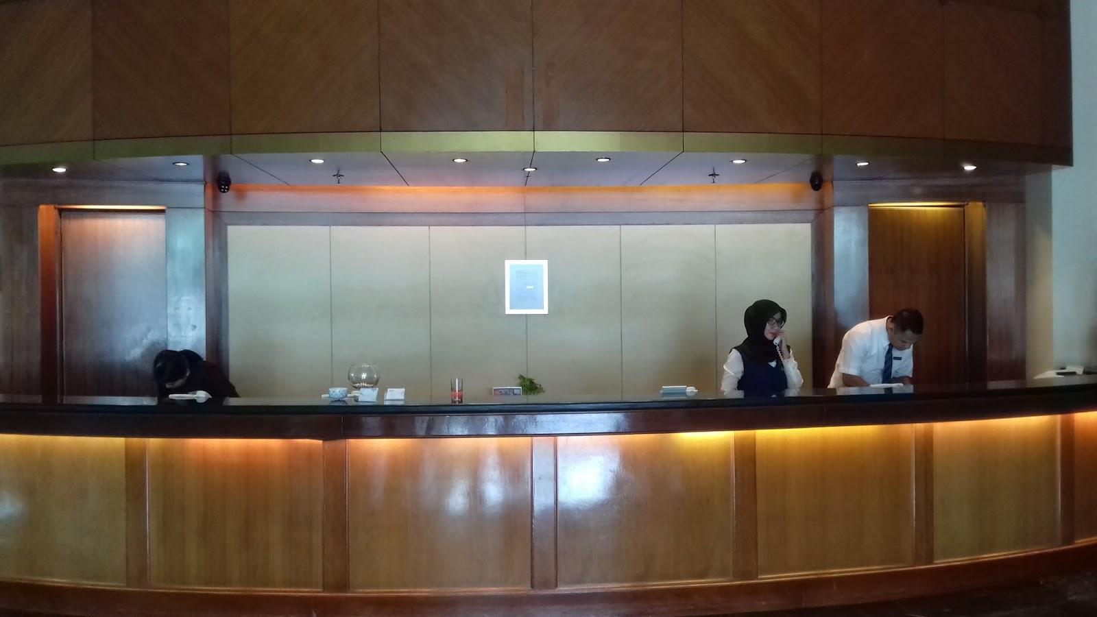 Lobby Allium Hotel Batam
