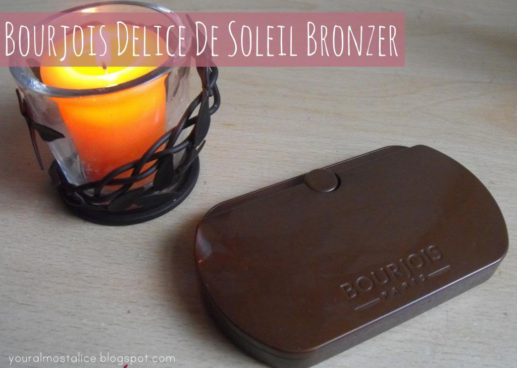 Bourjois Delice De Soliel Bronzing Powder