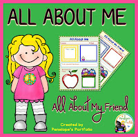 All About Me and All About My Friend Free