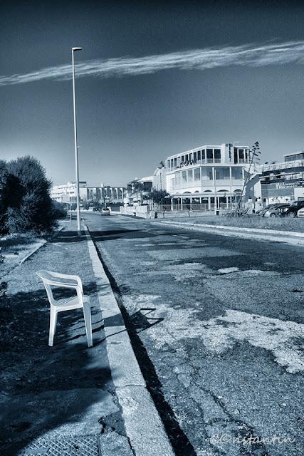Lido di Ostia -statiunea pare pãrãsitã - blog FOTO-IDEEA