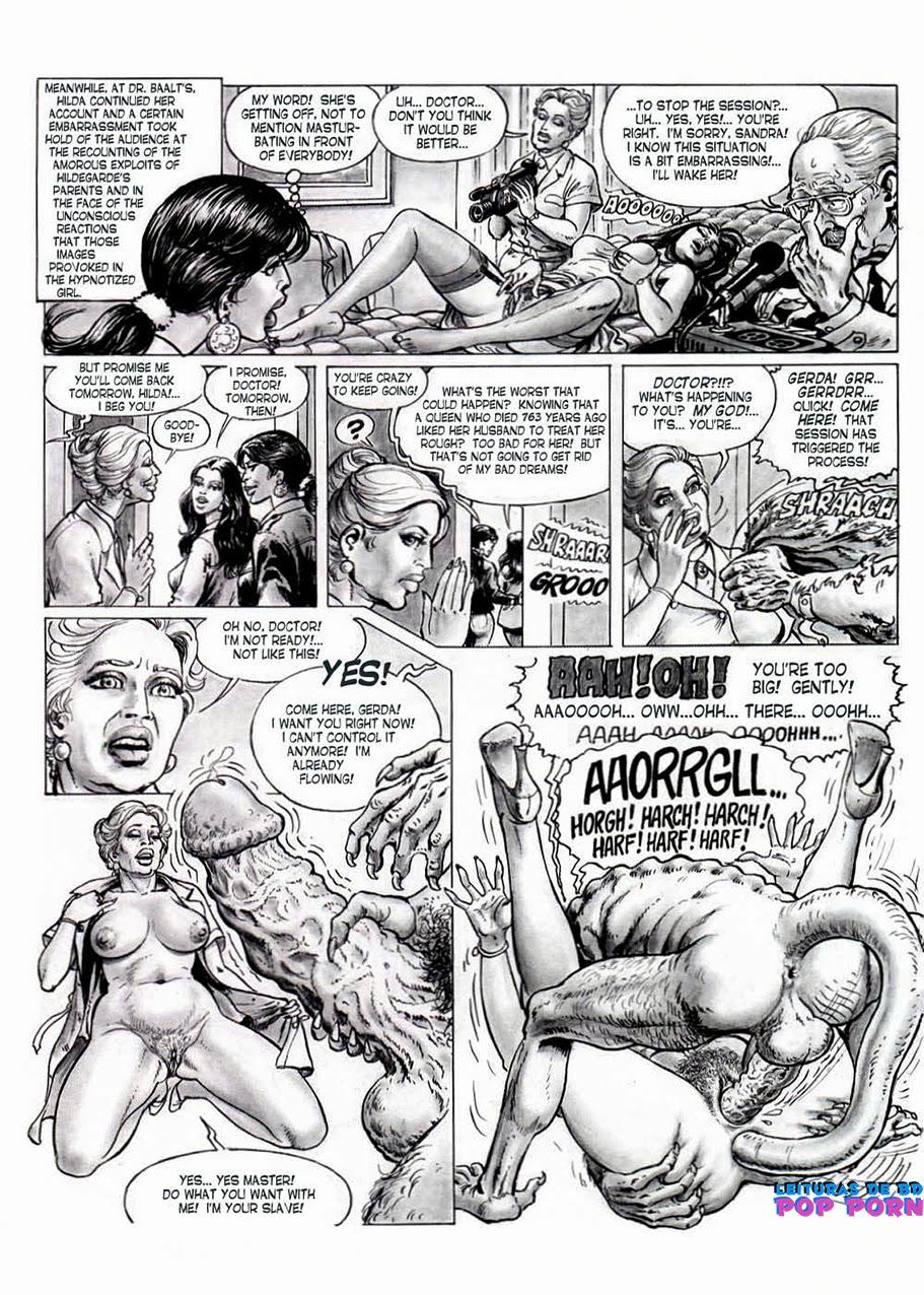 Leituras De Bd Pop Porn Leitura Ao Vivo Hilda Vol1 -7783