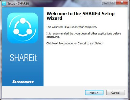 Free Download Shareit for PC Windows / MAC /Android