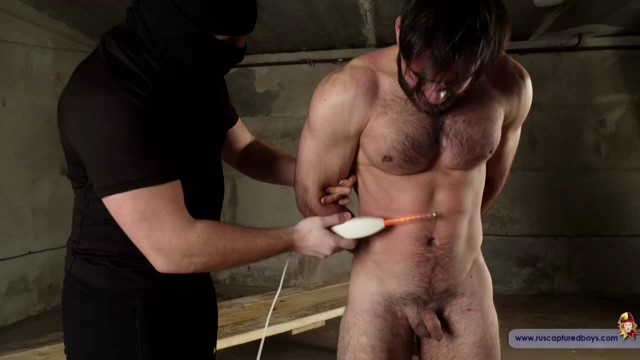 RusCapturedBoys - Humiliation of Soldier Kyrill. Final.