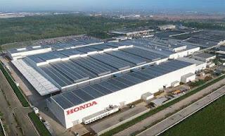 Lowongan Kerja SMK PT Honda Prosfect Motor (HPM) KIM Karawang