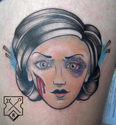 kill bill tattoo
