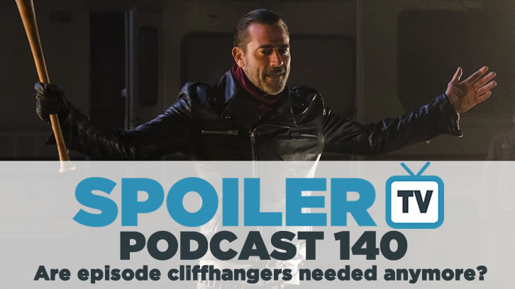 STV Podcast 140 - Are episode cliffhangers needed?