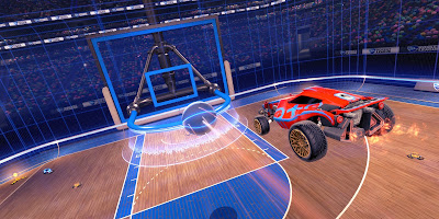 Rocket League NBA Flag Pack For PC Free Download