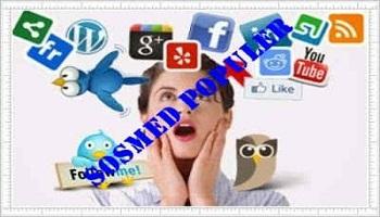 6 Media Sosial Populer di Indonesia