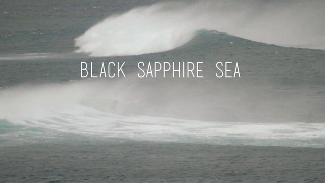 Black Sapphire Sea
