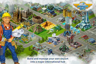 Airport City MOD v4.10.10 Apk (Unlimited Money) Terbaru 2016 1
