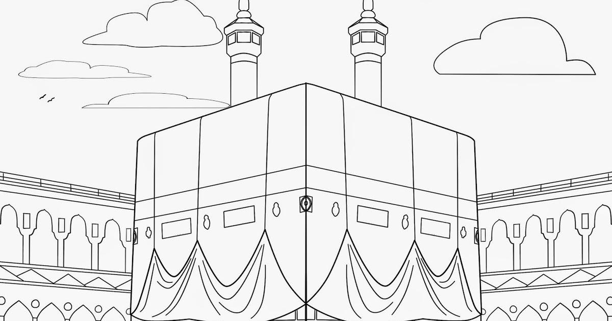 Gambar Kabah Kartun 53