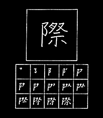 kanji on the occasion of