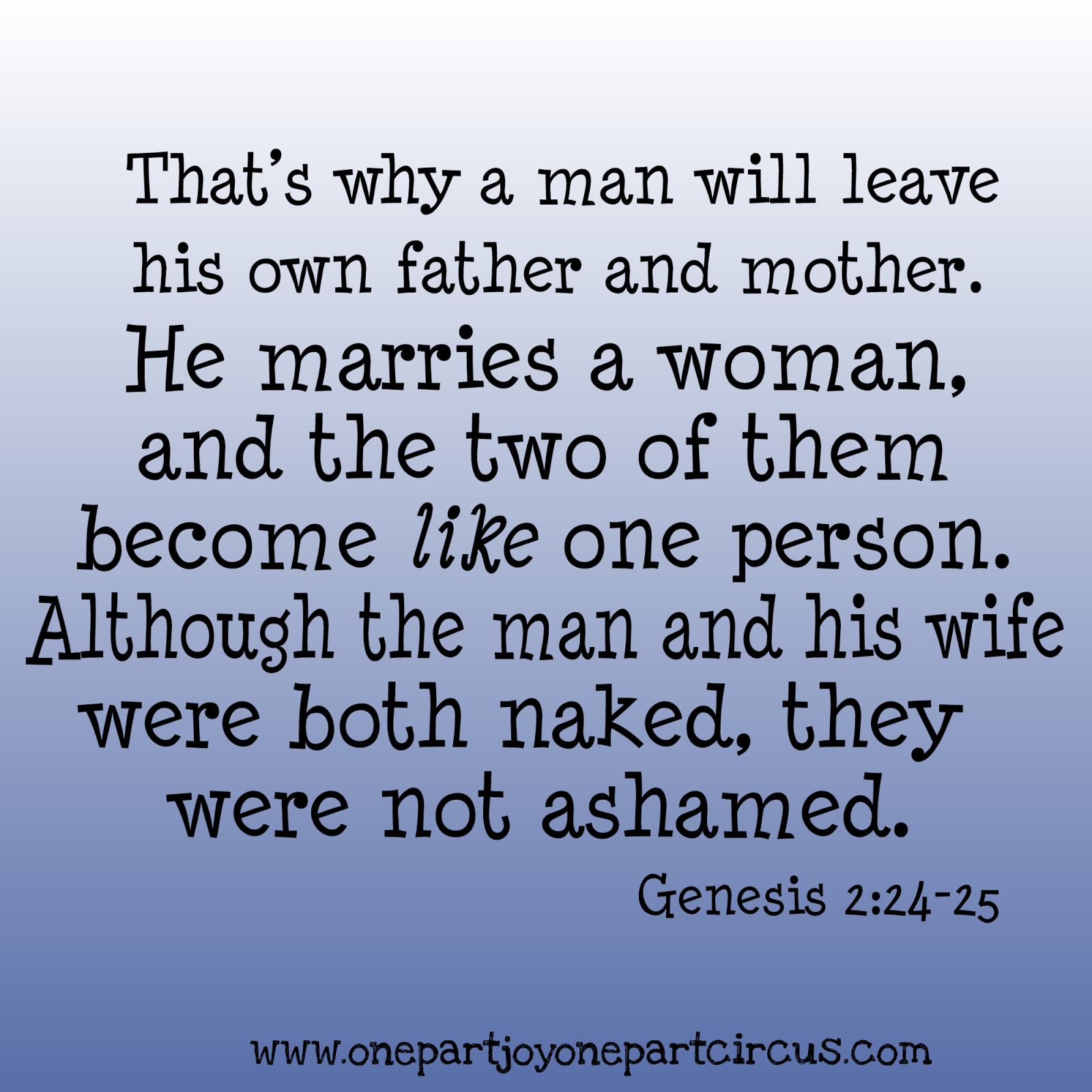 What Does Marriage Mean