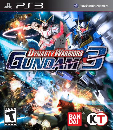 Dynasty Warriors Gundam 3 - Download game PS3 PS4 RPCS3 PC free