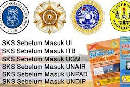 Buku SKS, Buku Mungil Berisi Materi SBMPTN & UMPTKIN Recommended Lintas Jurusan