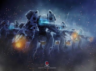 Robocop Menyerang Bumi