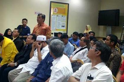 Syahganda Buka-bukaan Propaganda Hasil Survei Denny JA di Depan Bawaslu