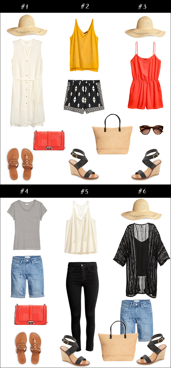 how to pack vacation_what to pack_beach vacation