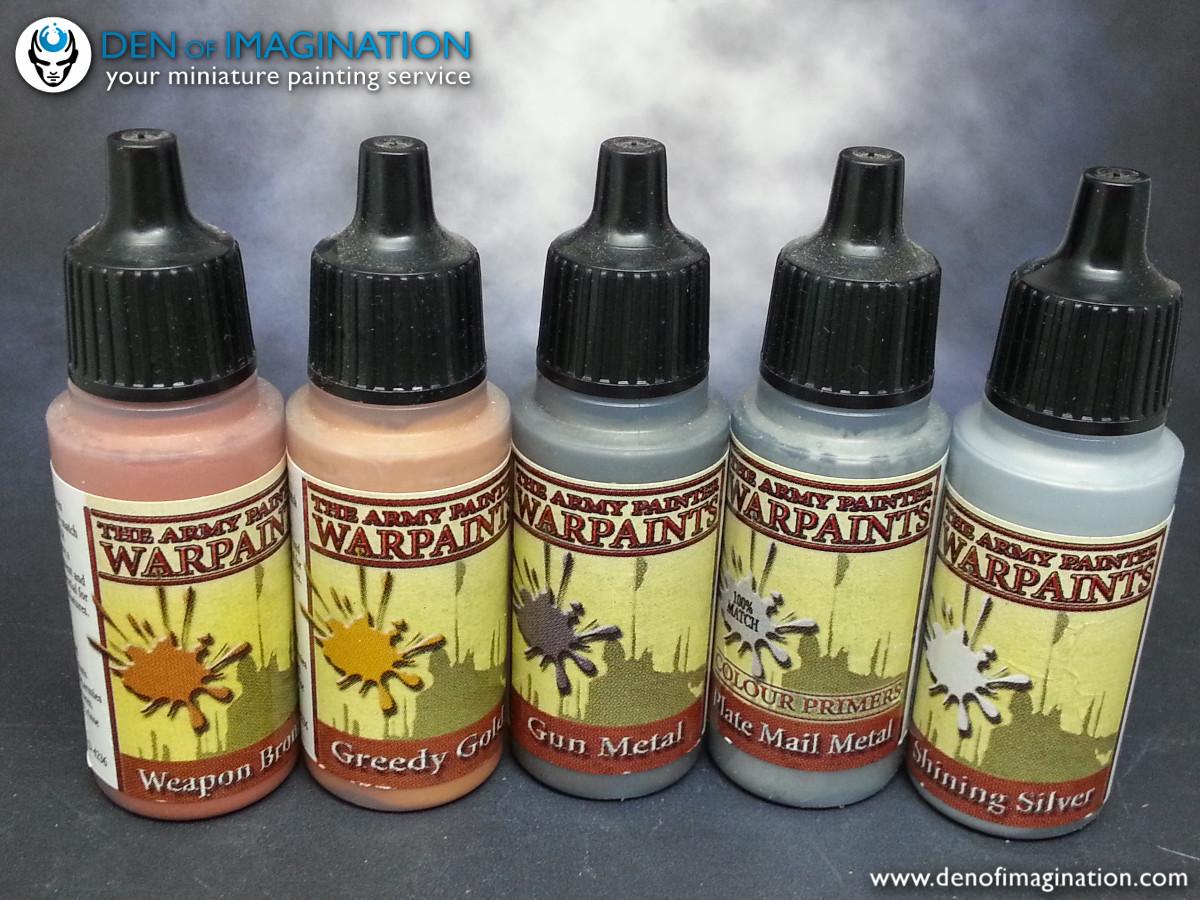 Blog - Army Painter Mega Paint Set #review