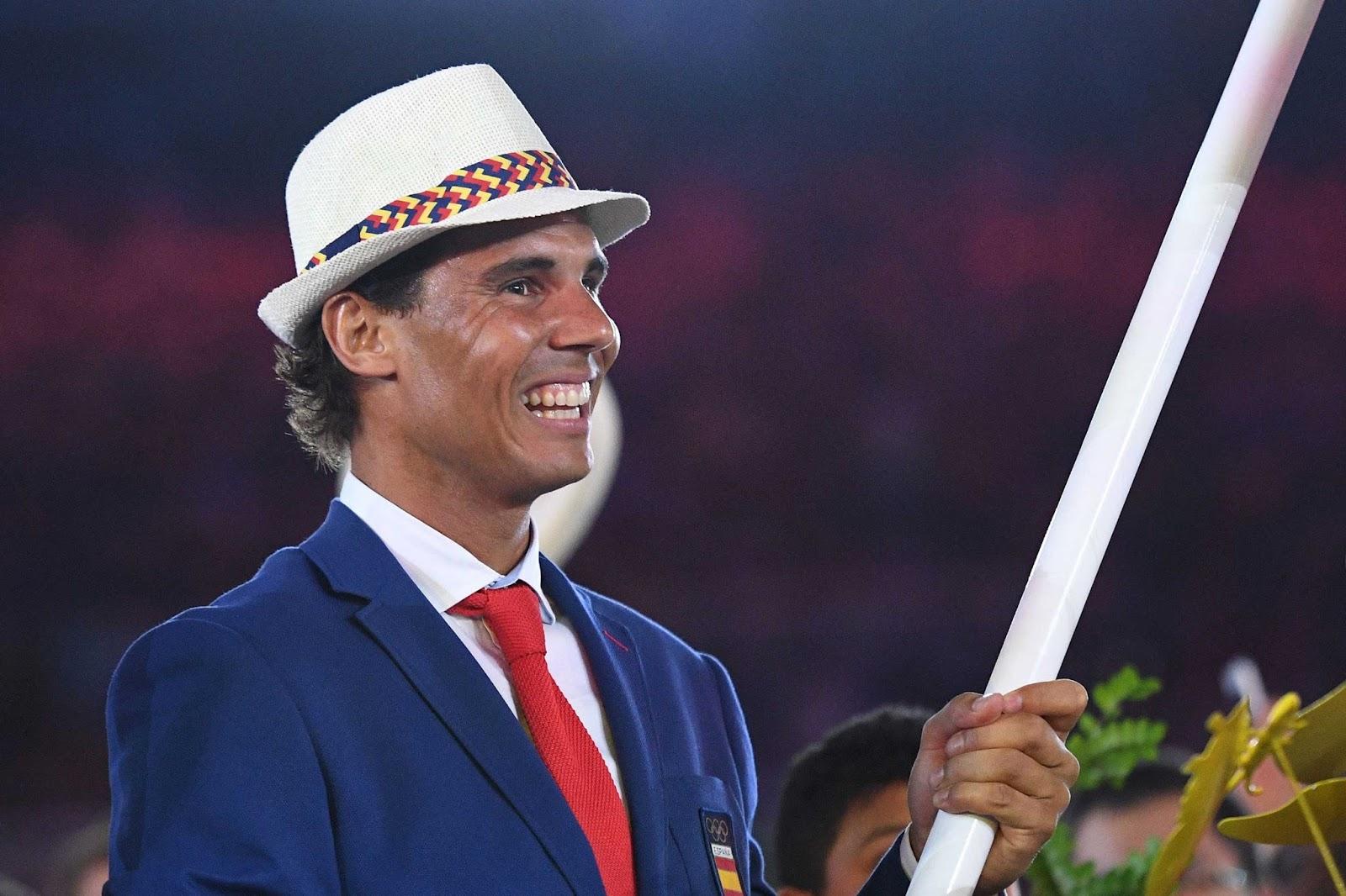 RAFAEL NADAL, RIO OLYMPICS 7