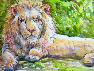 Nora macphail artist golden rule for Golden rule painting
