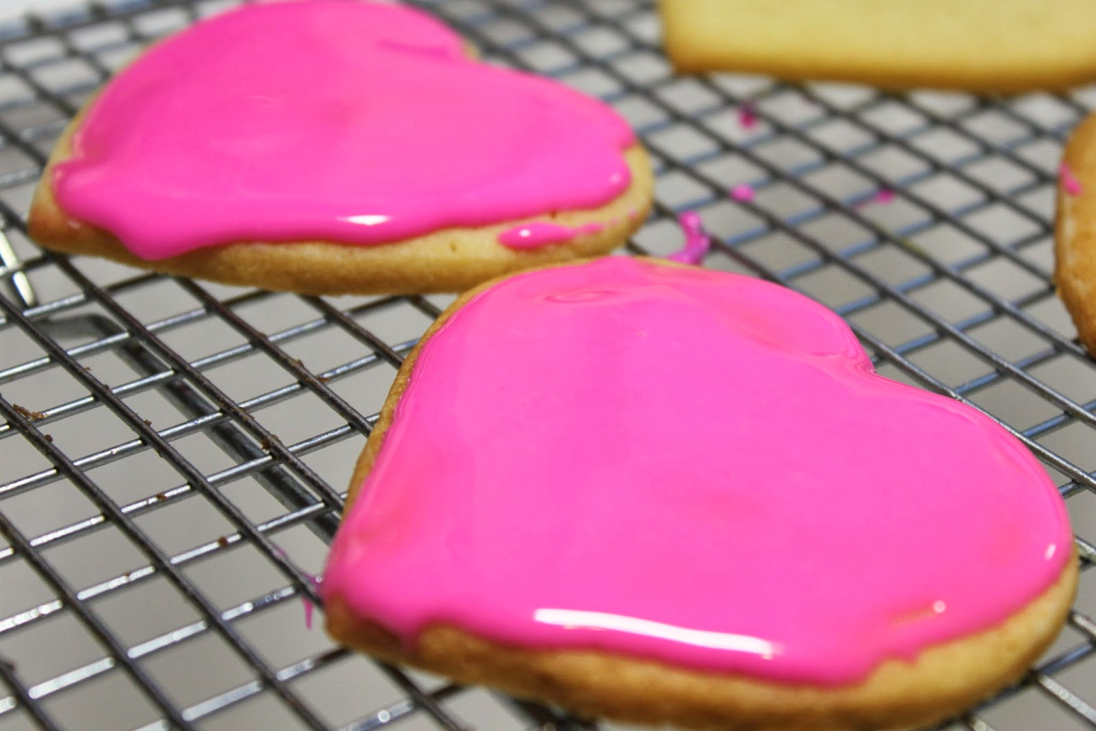 Sugar Cookie Icing for Cut Out Cookies - VeggieBalance   Cookie Icing Recipe Powdered Sugar
