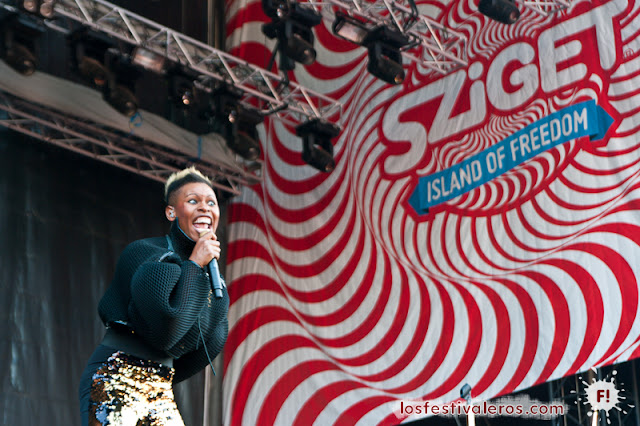 Sziget, Festival, 2016, line-up, music, Skunk Anansie