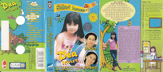 dea imut album sehari bersama www.sampulkasetanak.blogspot.co.id