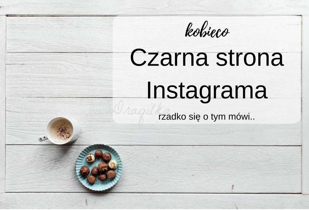 Instagram.. jedno z najbardziej depresjogennych miejsc w sieci..