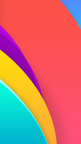 Oppo R1C Material Design Wallpaper For Android