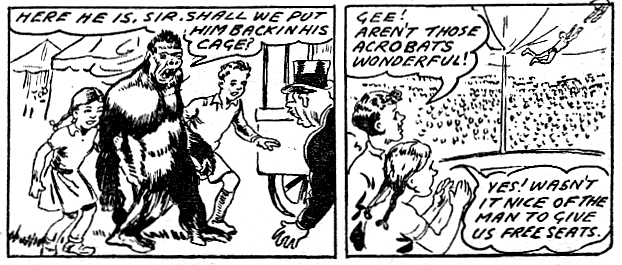 Image result for british golden age comics