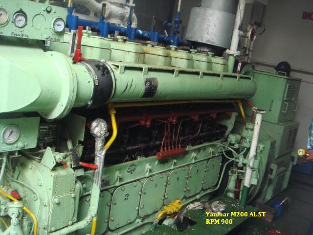 Yanmar M 200   Used Marine Diesel Engines for Sale