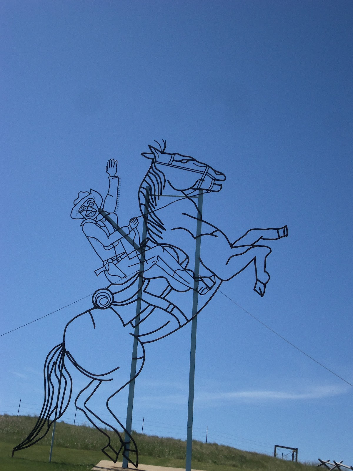 The Easts Head West Enchanted Highway