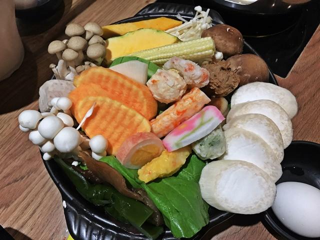 樂崎火鍋素食菜盤-新莊總店~新莊葷素火鍋