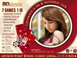 BandarQ Agen Sakong Judi AduQ Capsa Bandar Poker BDDOMINO