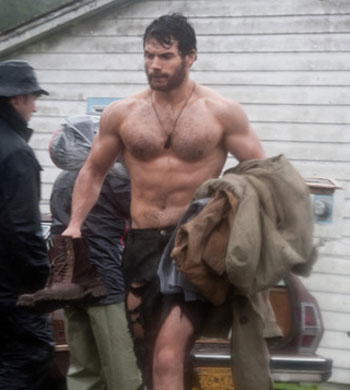 Fashion And The City: Henry Cavill's Shirtless Superman Is ...