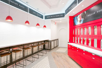 Kellogg's Restaurant by Chipman Design Architecture, NYC