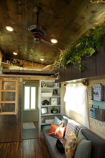 Aviation Tiny House