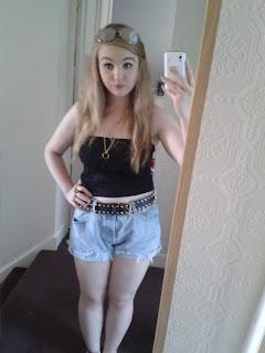 Teen redhead anal