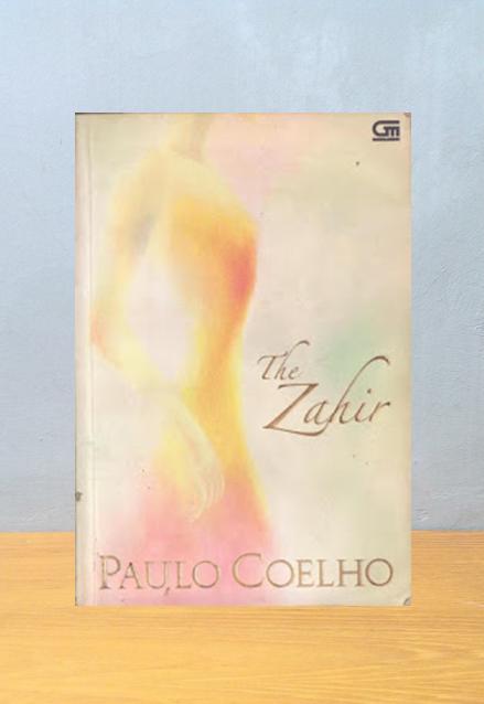 THE ZAHIR [BAHASA INDONESIA}, Paulo Coelho