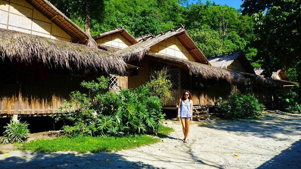 Mangyan Village in Puerto Galera