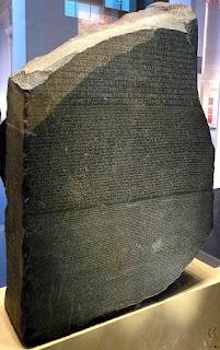 Pedra de Roseta | www.professorjunioronline.com