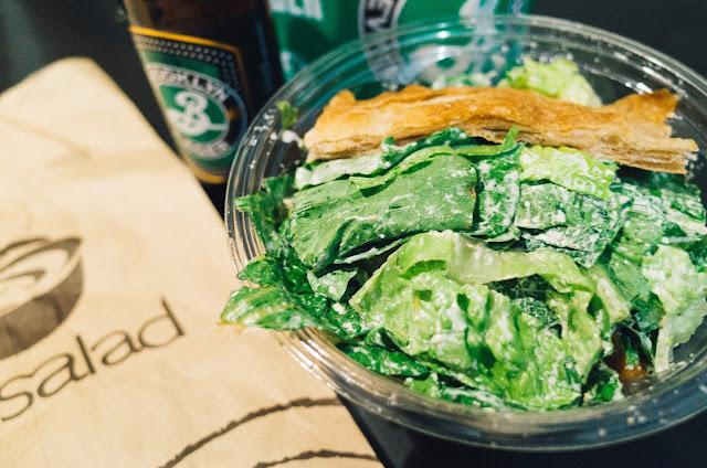 ジャスト・サラダ(Just salad)