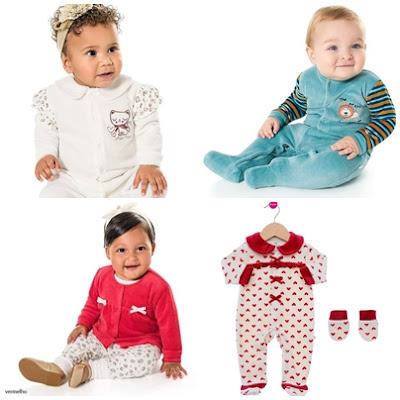 roupas bebê atacado